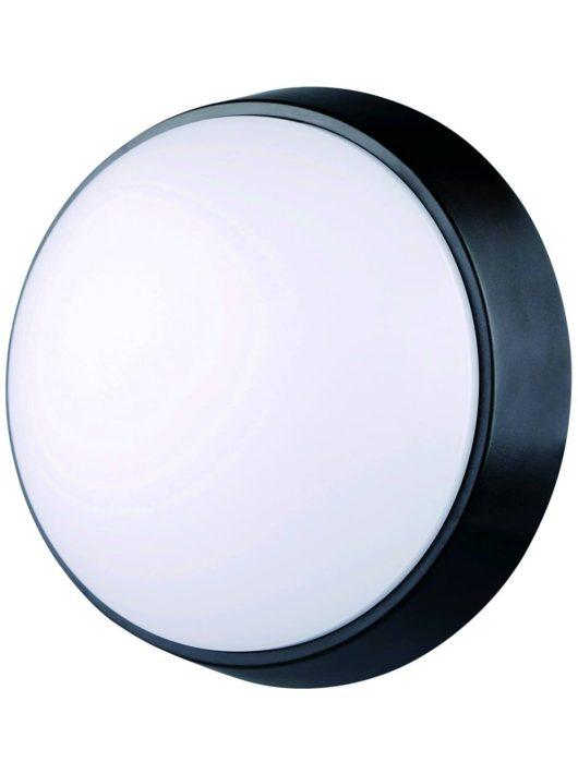 Avide LED Cseppálló Mennyezeti Lámpa Kerek IP54 14W 4000K Fekete