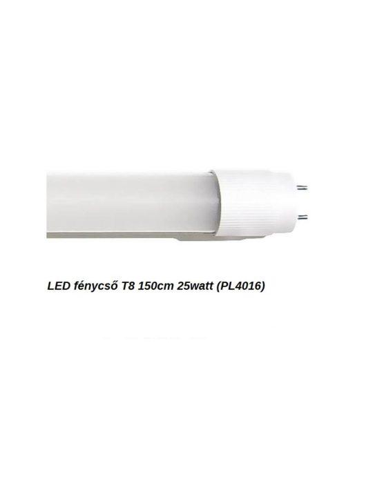 LED Fénycső T8 150cm 25Watt SMD DW Napfény fehér