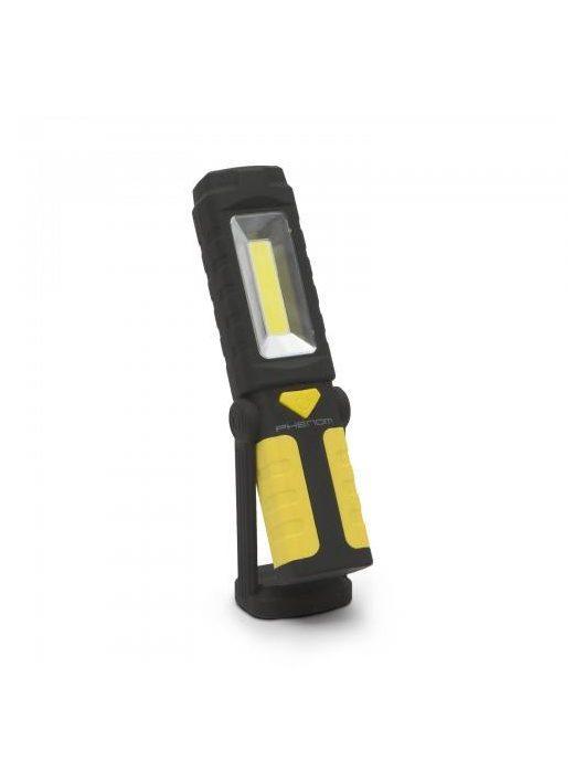 Mágneses steklámpa COB LED-del